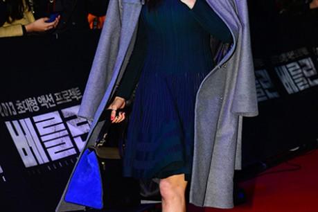 'The Berlin' VIP Movie Premiere and Directors & Celebs Red Carpet: Son Dam Bi