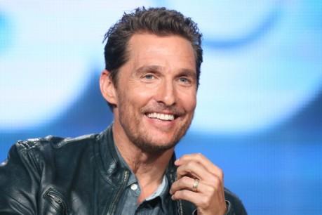 Matthew McConaughey (True Detective)