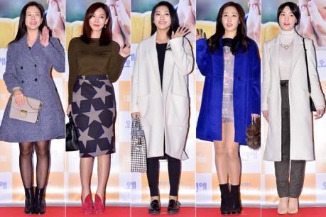 Kyung Soo Jin, Kim So Yeon, Borah, Choi Hee and Hyoyoung