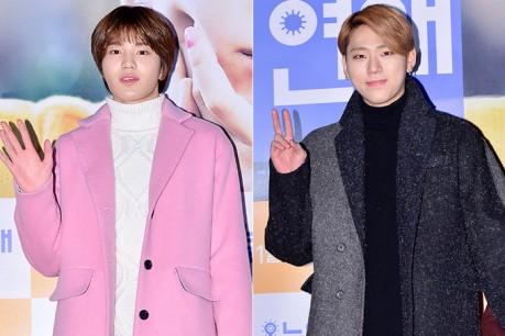 Infinite's Sungjong and Block B's Zico