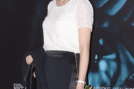 Han Hye Jin at 'Psychometry' VIP Red Carpet Event