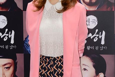 f(x) Luna at 'Masquerade' VIP Premiere