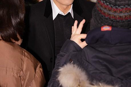 Lee Byung Hun at 'Masquerade' VIP Premiere