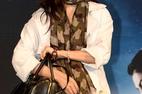 Ko So Young 'G.I. JOE 2' VIP Red Carpet