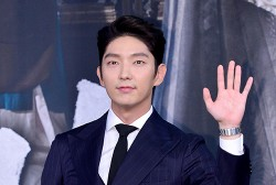 Lee Joon Gi at a Press Conference of MBC Drama 'The Scholar Who Walks The Night'