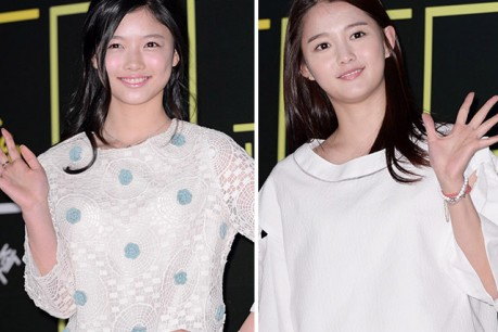 Kim Yoo Jung - Nam Bo Ra Attend 'Boomerang Family' VIP Premiere - May 6, 2013