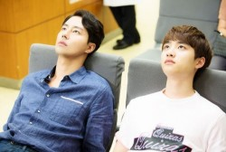 Jo In Sung and D.O.