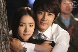 Shin Se Kyung and Song Seung Hoon