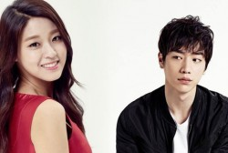 Seol Hyun and Seo Kang Joon