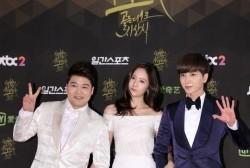 Emcees: Jun Hyun Moo, Krystal, Leeteuk