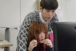 Park Hae Jin and Kim Go Eun