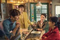 Jung Il Woo, Kang Ji Young, and Lee Hak Joo Seek Romance in