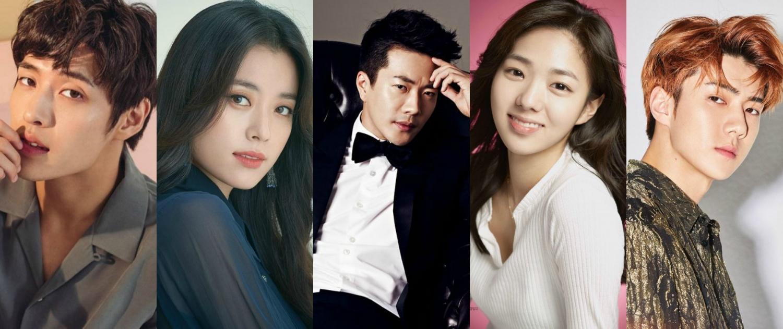 """Pirates 2"""" Finalizes Cast: Kang Ha Neul, Han Hyo Joo, Lee Kwang Soo, EXO  Sehun, and More   KDramaStars"""