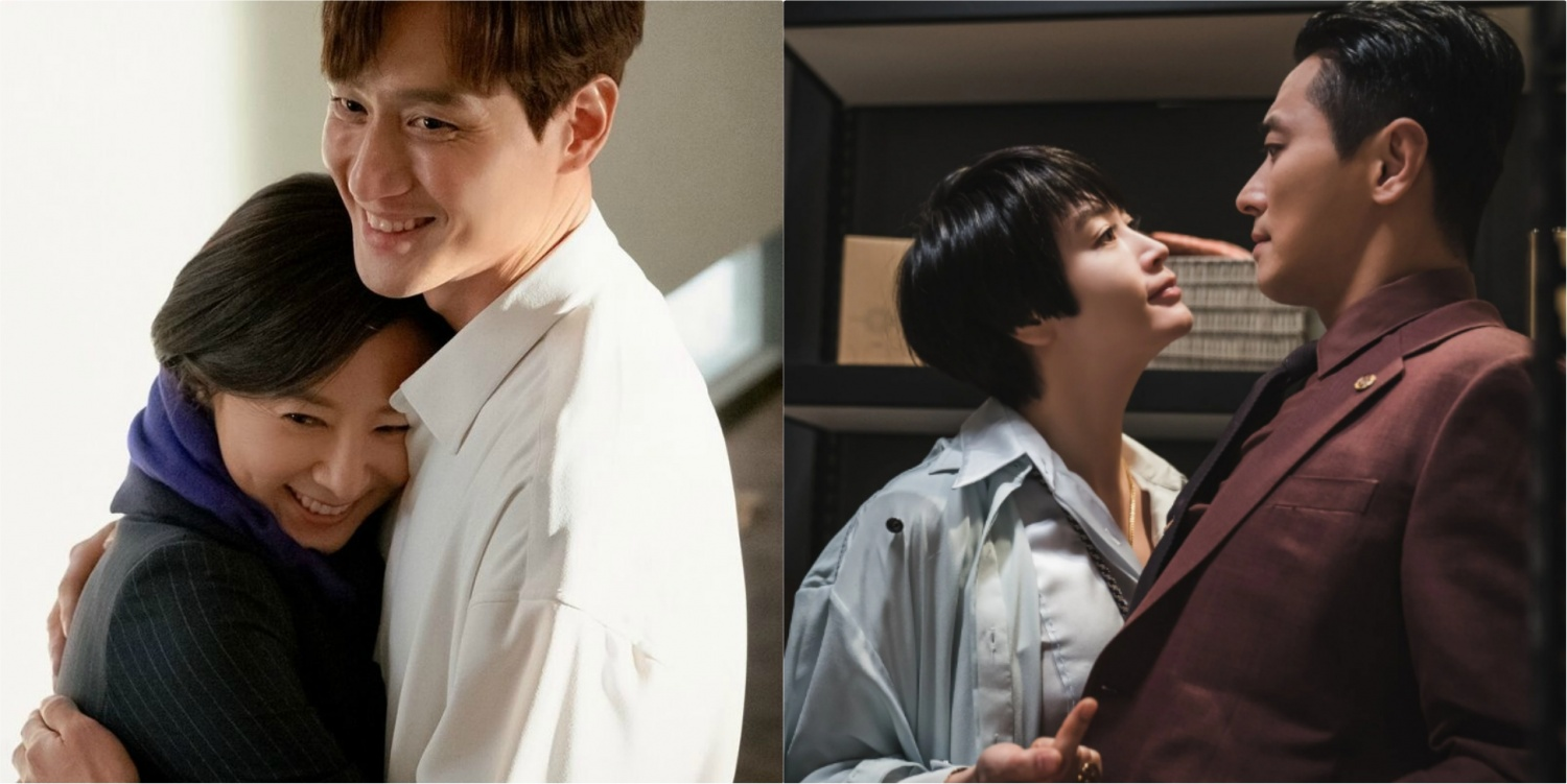 Guy kdrama woman young older The Best