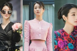 7 of The Most Iconic Dresses of Seo Ye Ji in