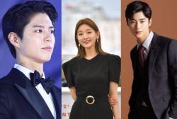 Park Bo Gum, Park So Dam, Byeon Woo Seok