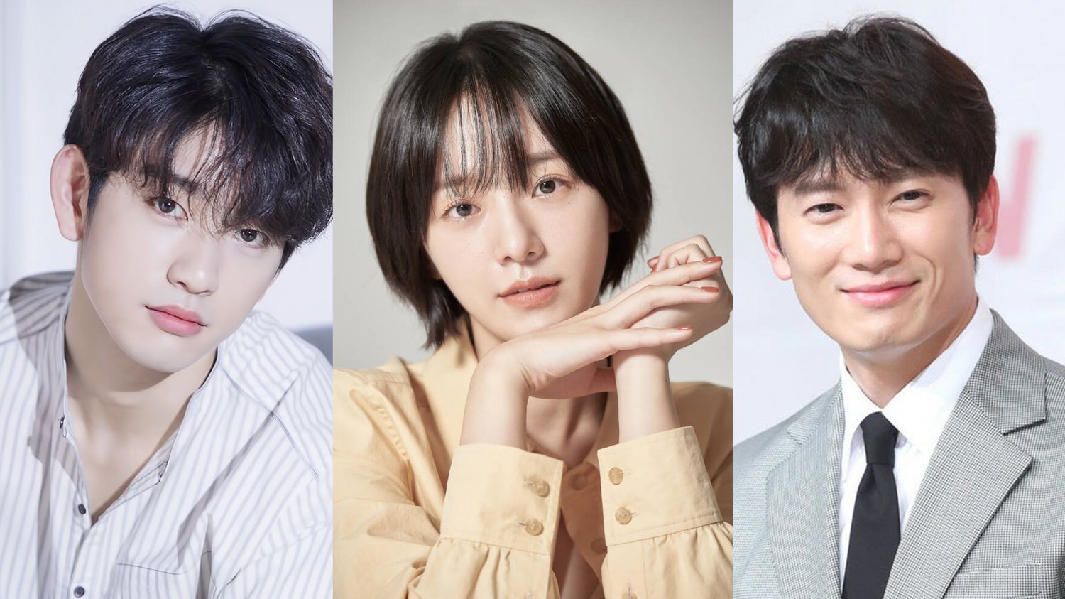 Kim Min Jung talks to Ji Sung and Got7s Jinyoung about new dramas