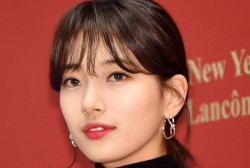 Suzy at Lancome pop-up event