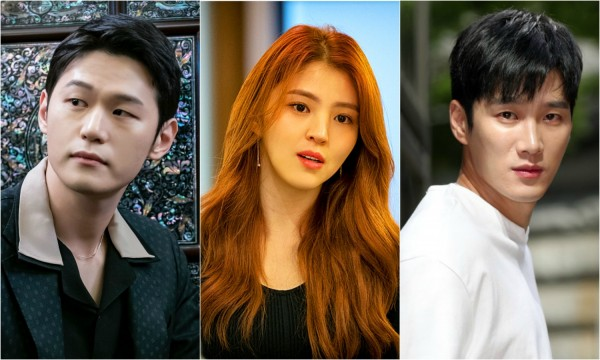 Lee Hak Joo, Han So Hee, and Ahn Bo Hyun