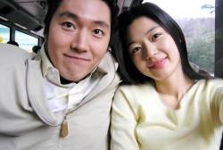 Jun Ji Hyun and husband Choi Joon Hyuk
