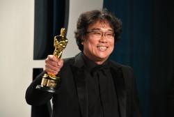 Bong Joon Ho Wins Oscar