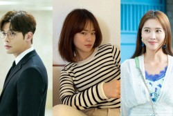Choi Daniel, Shim Eun Woo, and Oh Yoon Ah