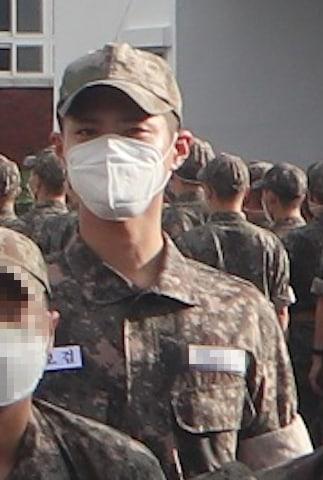 ¡El día 100 de Park Bo Gum en la Marina!