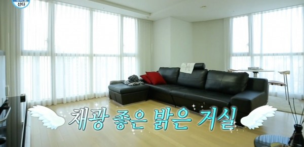 Ahn So Hee Takes Us into Her New Home in 'Home Alone'