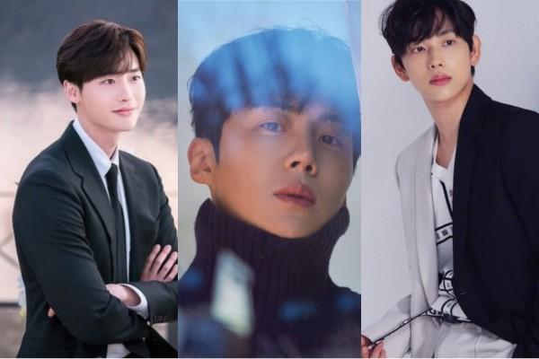 Lee Jong Suk, Kim Seon Ho, Im Si Wan