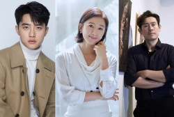 Kim Hee Ae Confirms to Star alongside Sol Kyung Gu and EXO's D.O. in Upcoming Sci-Fi Film 'The Moon