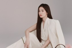 Song Hye Kyo is the New Face of the Famous Luxury Brand Fendi