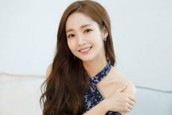 Look! Park Min Young's Captivating Beauty as She Graces the Cover of Knight Magazine