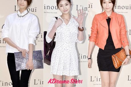 Yoona, Jung Somin, Kang Yewon