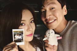 Lee Sun Bin Expresses Her Love Towards Lee Kwang Soo on Social Media