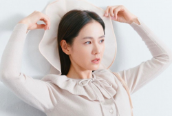 Son Ye Jin Transforms into a Goddess of Spring in Pictorial for Fashion Brand BAU by Bride and You