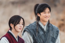 Kim So Hyun and Na In Woo