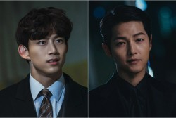 2PM Taecyeon, Song Joong Ki