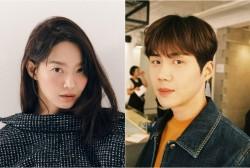 Shin Min Ah, Kim Seon Ho