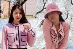 Lee Si Young, BLACKPINK Jennie