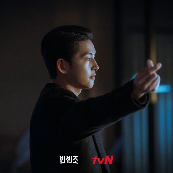 Proof Why Song Joong Ki Perfectly fits the Role of Vincenzo Cassano