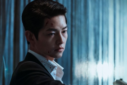 Look How Song Joong Ki Confidently Aces His Action Scenes in 'Vincenzo' + tvN Drops New Drama Stills