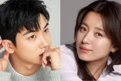 Park Hyung Sik and Han Hyo Joo