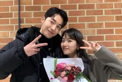 Nam Joo Hyuk, Suzy
