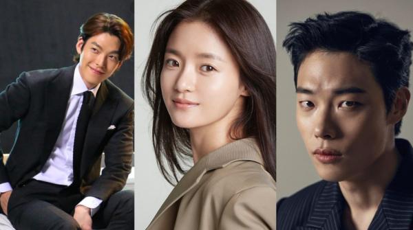 Kim Woo Bin, Kim Tae Ri and Ryu Jun Yeol