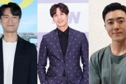 Kim Byung Chul, Kim Ji Seok, Lee Mu Saeng