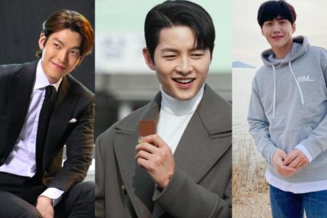 Kim Woo Bin, Kim Seon Ho, and Song Joong Ki Share their Throwback Photos in Celebration of 'Children's Day'