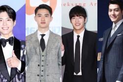 Park Bo Gum, Do Kyung Soo, Kang Ha Neul, Kim Woo Bin