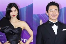 Shin Ha Kyun and Kim So Yeon