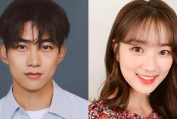 Ok Taecyeon and Kim Hye Yoon