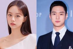 Hyeri and Go Kyung Pyo